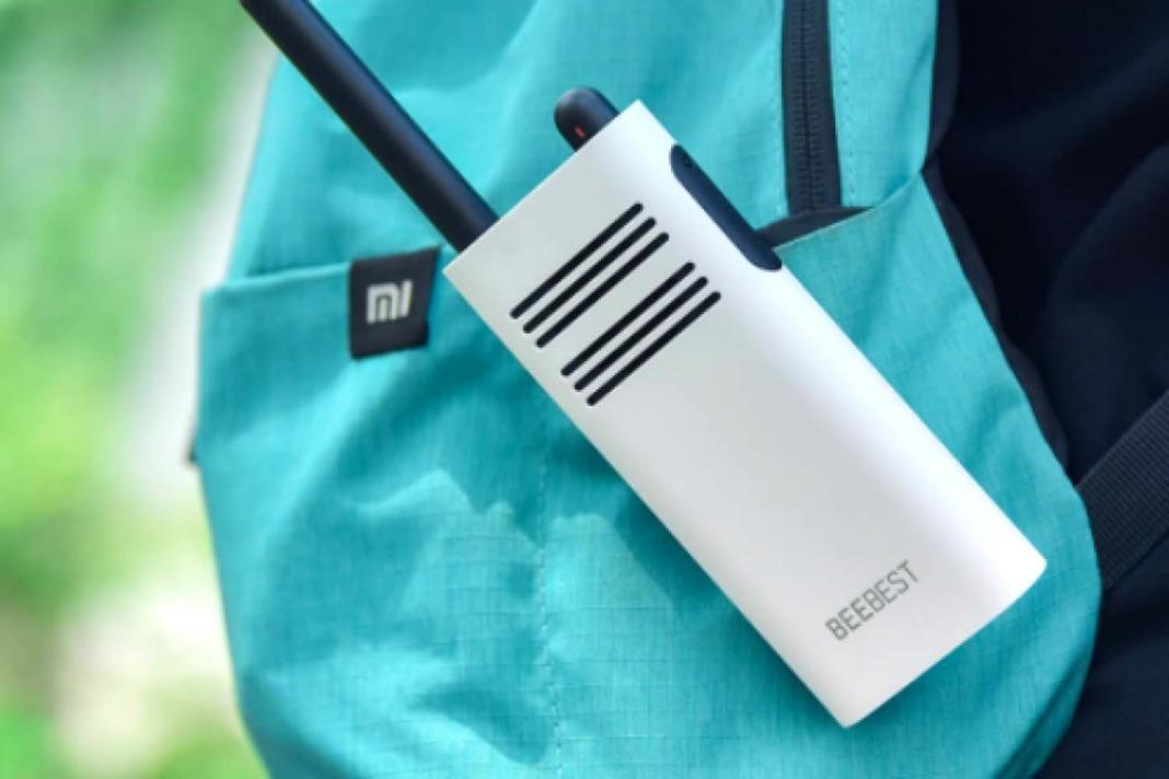 Xiaomi выпустила потрясающую рацию BeeBest Walkie Talkie